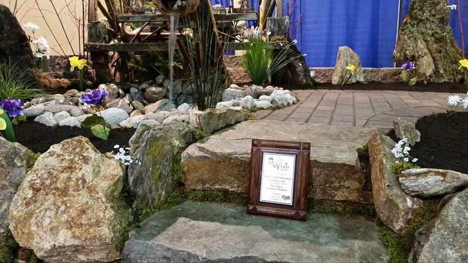 home and garden shows don 39 s affordable landscape